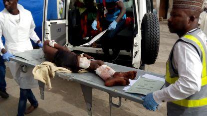 Zeker twintig doden bij zelfmoordaanslag in Nigeria