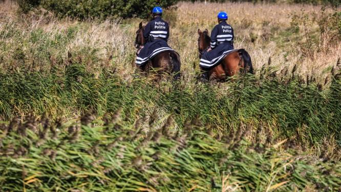 Tot eind november politiepatrouilles te paard in politiezone Rode
