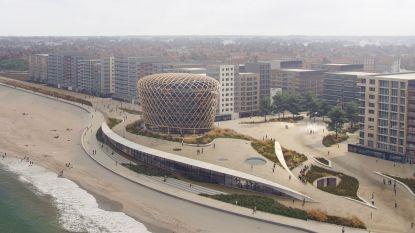 """Nieuw casino Middelkerke wordt dé blikvanger aan de kust: """"Iconisch? Dat valt nog af te wachten"""""""