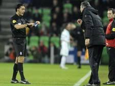 Gözübüyük scheidsrechter bij FC Utrecht - PSV