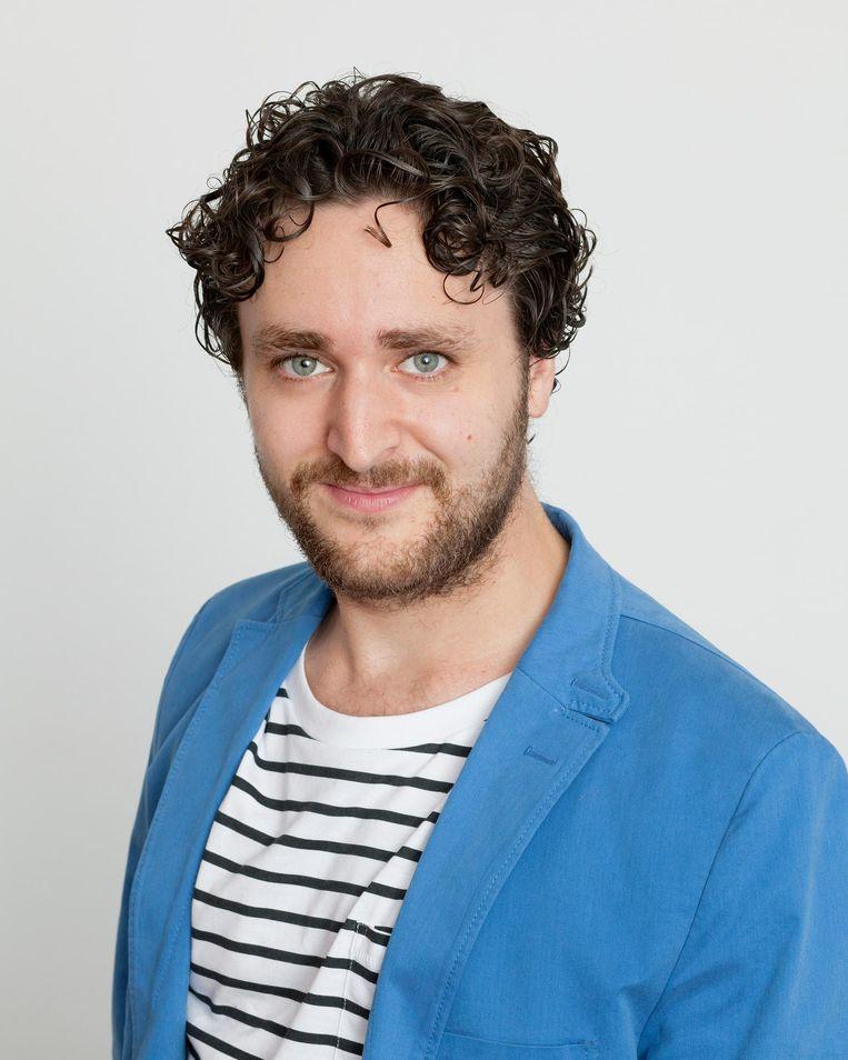 Alain Verheij Beeld Maartje Geels