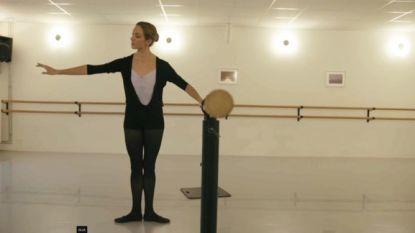Hanne Decoutere trekt haar balletschoenen weer aan