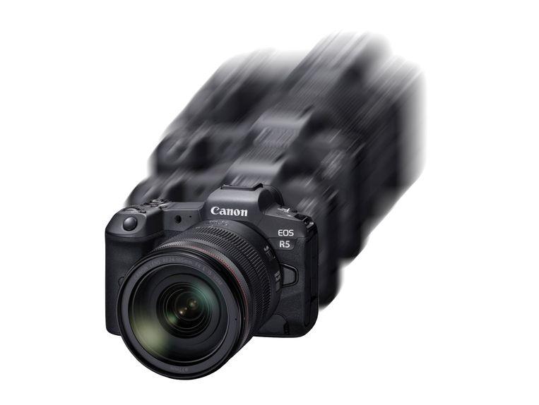 Canon R5 Beeld