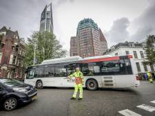 Haagse verkeersregelaars houden hoofd koel