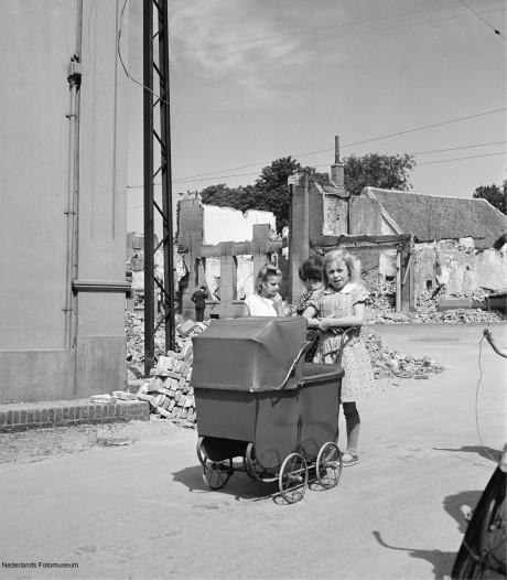 Deze foto uit Rhenen is de meest aansprekende Utrechtse oorlogsfoto, vindt Hans Oosters