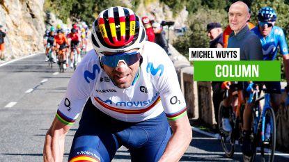 """Michel Wuyts over jarige Alejandro Valverde: """"Spanje en Movistar hebben er niet één die tot aan je hielen reikt"""""""