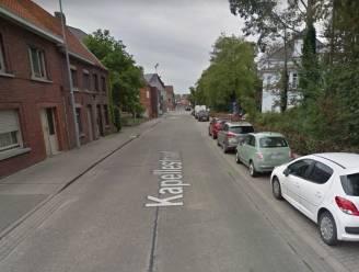 Tijdelijk eenrichtingsverkeer in Kapellestraat