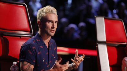 Adam Levine stapt na 16 seizoenen op als coach in 'The Voice'