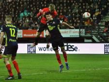 Helmond Sport heeft weer geen schijn van kans