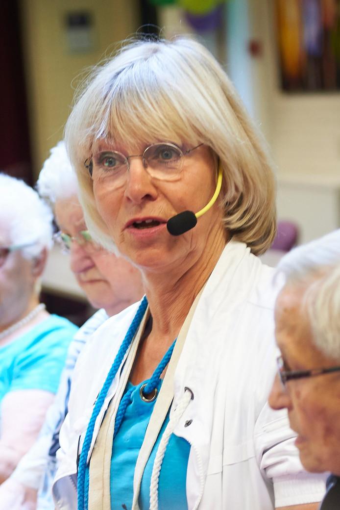 Marjo Schraven gaf de afgelopen 28 jaar bewegingslessen aan senioren in Zeeland.