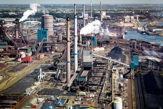 Tata Steel in IJmuiden gebruikte ook Eurogrit