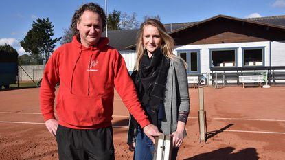 Overnemers tennisclub moeten over 3 jaar alweer verhuizen