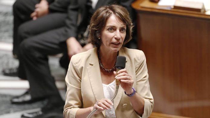 Marisol Touraine, ministre française de la Santé.