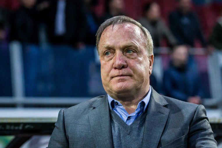 Dick Advocaat volgt bij FC Utrecht Jean-Paul de Jong op.