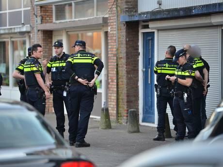 Tweede politieactie in Breda, aan Mgr. Nolensplein