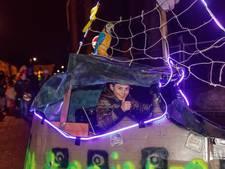 Afscheid van carnaval met lampionnenoptocht in kernen Moerdijk