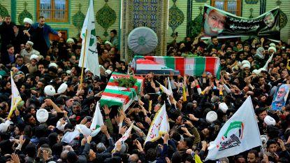 Lichaam Soleimani overgebracht naar Iran