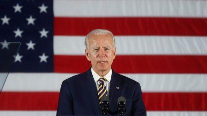 Joe Biden haalde in mei meer campagnegeld op dan Trump