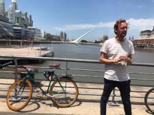 Met de verkoop van empanadas probeert Peter vanuit Zutphen zijn favoriete restaurant in Buenos Aires te redden