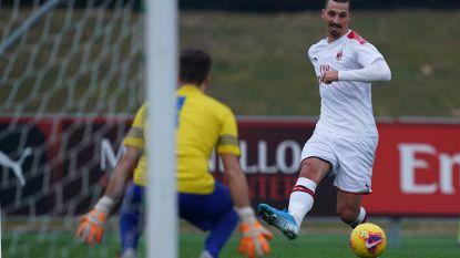 Football Talk. Eerste goal van Ibrahimovic bij AC Milan al een feit - PSV rekent dit seizoen niet meer op Malen