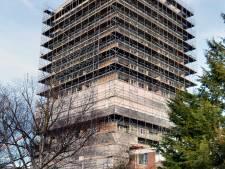 De Torenflat in Gorinchem krijgt een opknapbeurt