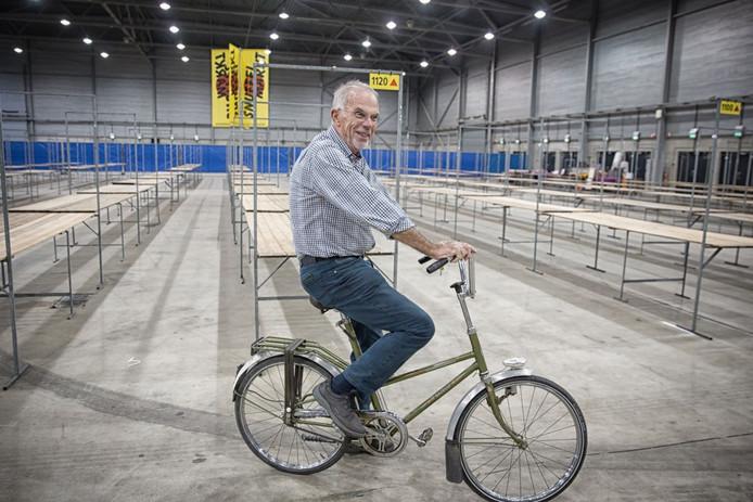 Frans de Wit, oud-eigenaar van De Wit Evenementen, organiseerde ruim 25 jaar geleden zijn eerste snuffelmarkt.