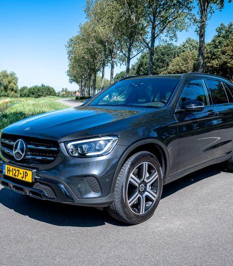 Test Mercedes-Benz GLC Plug-in Hybrid: niet goedkoop, wel zeer goed