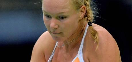Bertens richt zich op eigen carrière en laat Fed Cup opnieuw schieten