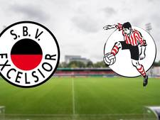 Rotterdamse derby in Kralingen