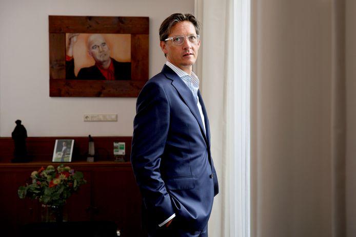 Joost Eerdmans wil voor Forum voor Democratie de Tweede Kamer in.