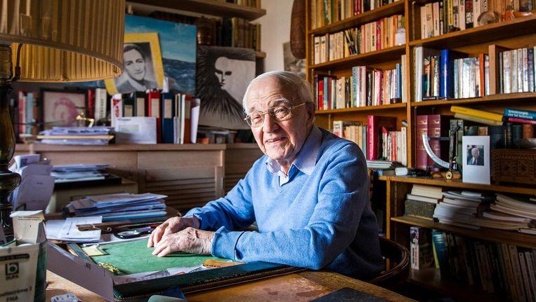 Piet de Jong. Beeld Jiri Buller