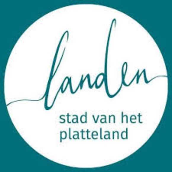 Logo stad Landen