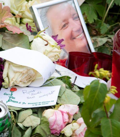 Debby zat naast haar vriend Rob toen hij werd doodgeschoten: 'Het ging zó snel'