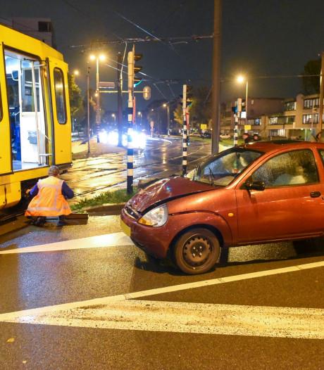 Tramverkeer hervat na ongeval bij Jaarbeursplein