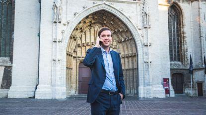 Mathias wil het in Gent oplossen