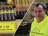 Vuurwerkwinkel in Leeuwarden ondanks verbod toch open