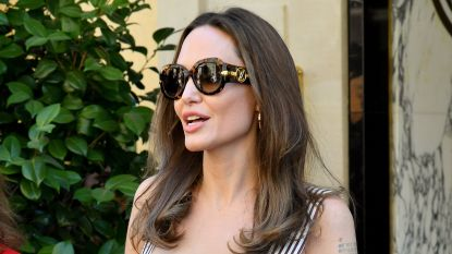 Angelina Jolie terug verliefd?