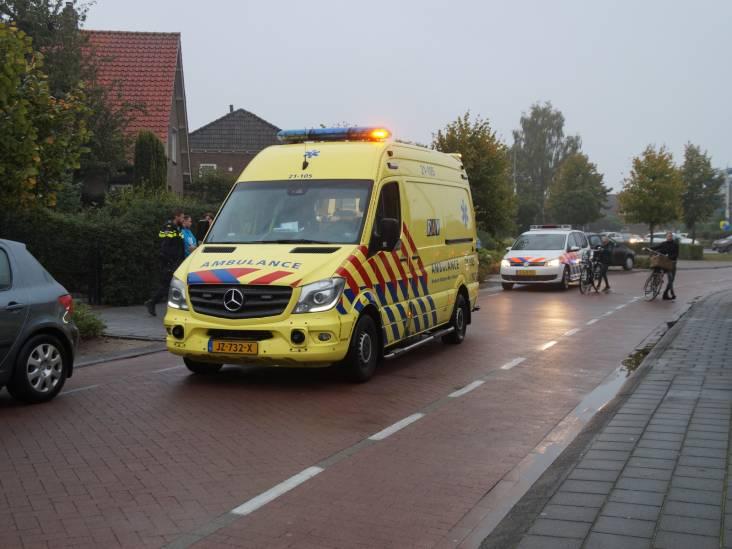 Scooterrijdster gewond door aanrijding met auto in Drunen