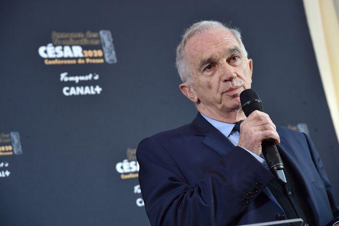 Alain Terzian, le président des Césars