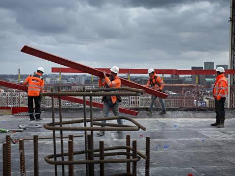 Crisis of niet: het bouwen in Rotterdam gaat gewoon door
