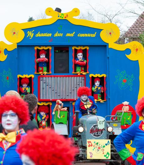 Vaassen loopt uit voor carnavalsoptocht