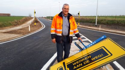 Zottegemse Steenweg na 15 maanden opnieuw open