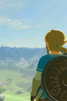 Zelda voor Nintendo Switch is zeldzaam subliem