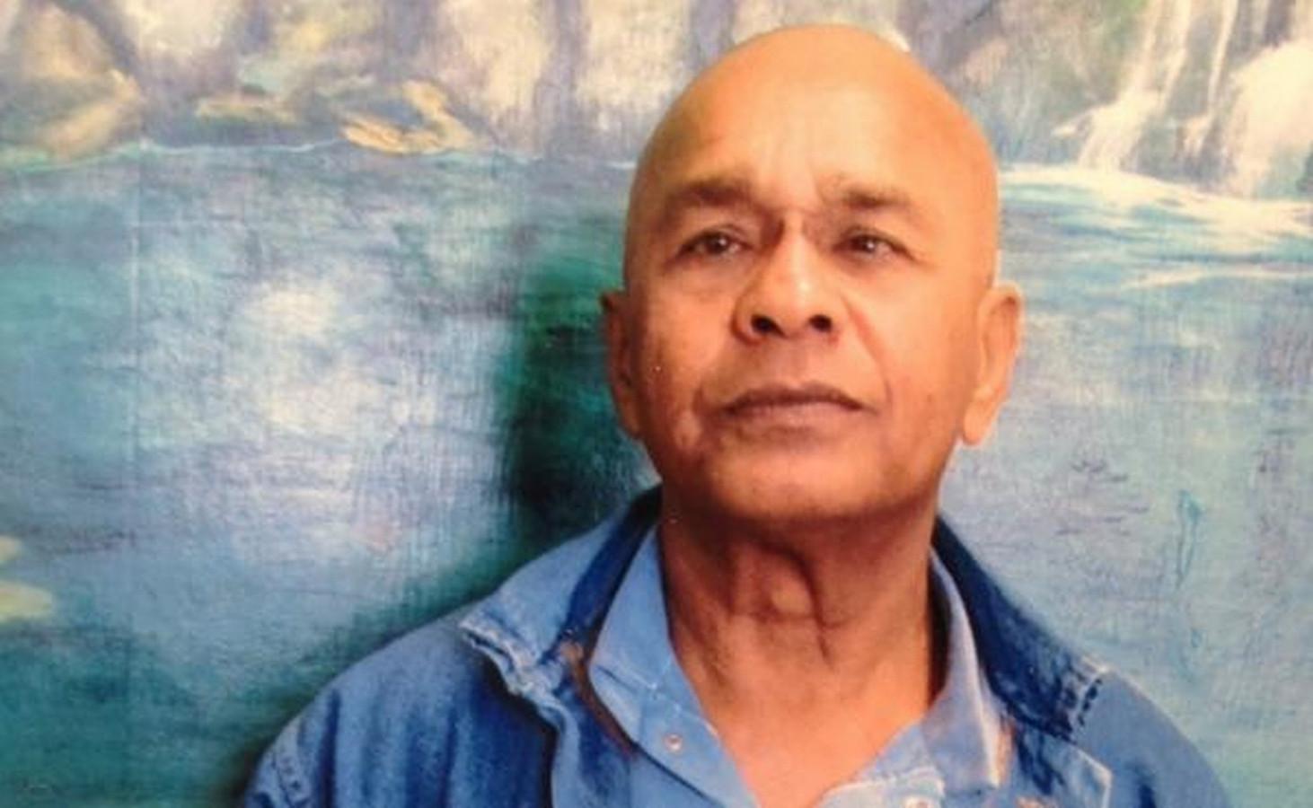 Singh in de gevangenis in de VS.