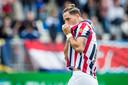 Fran Sol lijkt het seizoen af te gaan maken bij Willem II.