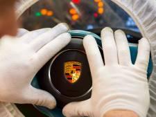 Inval bij Porsche om sjoemeldiesel