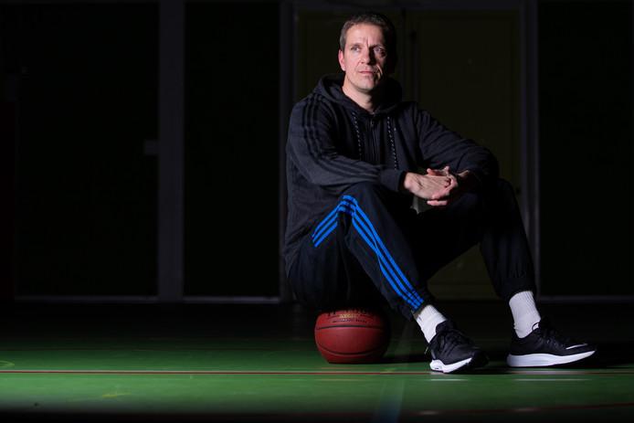 Wyba-coach Michael Schuurs.