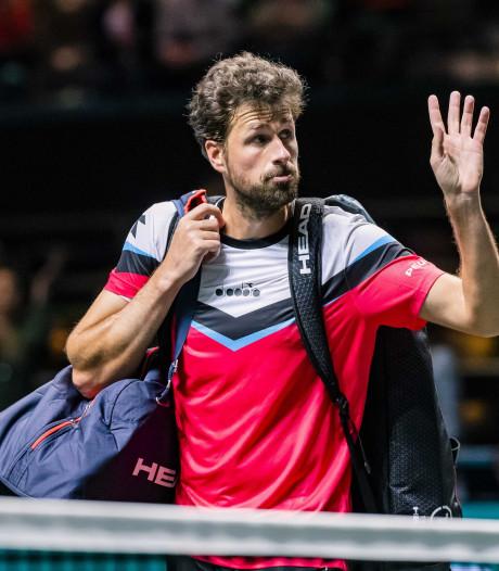 Haase verliest op challenger van Franse junior