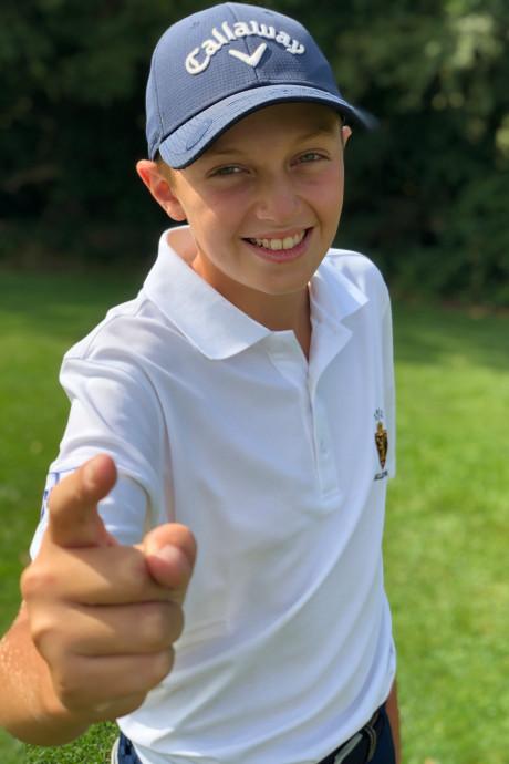 Partout où il passe, Hugo Duquaine épate: la saison exceptionnelle de la pépite du golf belge