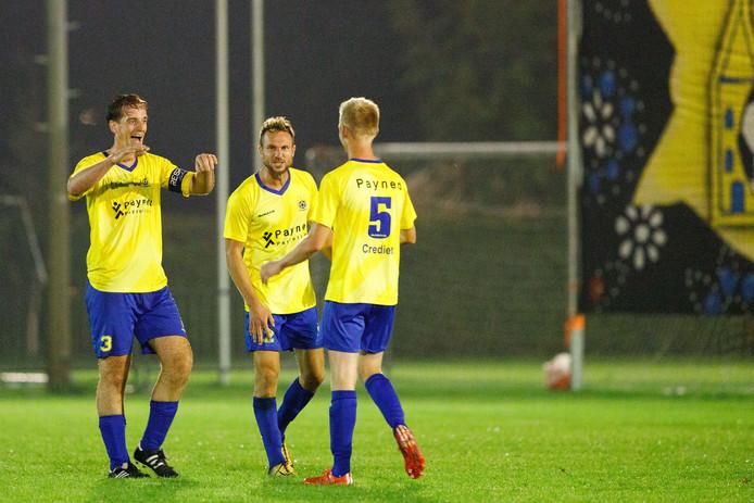 De overwinning tegen HSC'21 heeft Staphorst een bekerwedstrijd tegen PEC Zwolle opgeleverd.